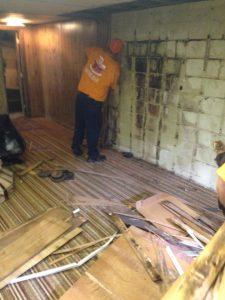 Commercial Restoration Mold