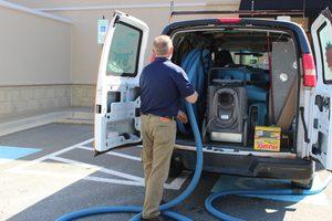Sewage-Restoration-Van