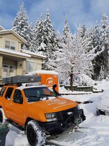 911-restoration-snow-Service car with snow1