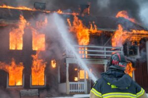 Can Fire Damage my House's Foundation